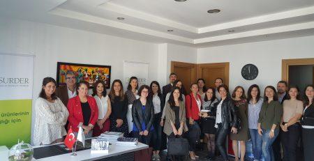 Tıbbi Cihaz ve Takviye Edici Gıdalar Çalışma Grubu Toplantıları